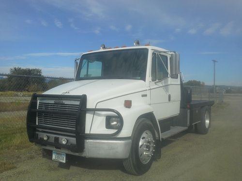 2002 Fl60 Freightliner Freightliner Cool Trucks New Trucks