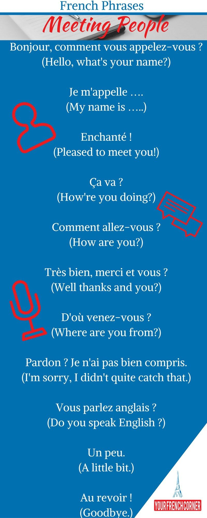 Do you speak english well in french