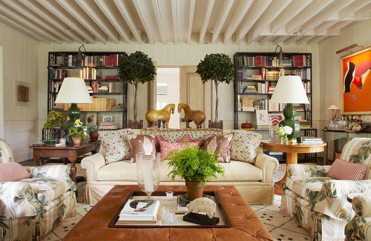 10 Tips for Designers on Instagram Hamptons living room