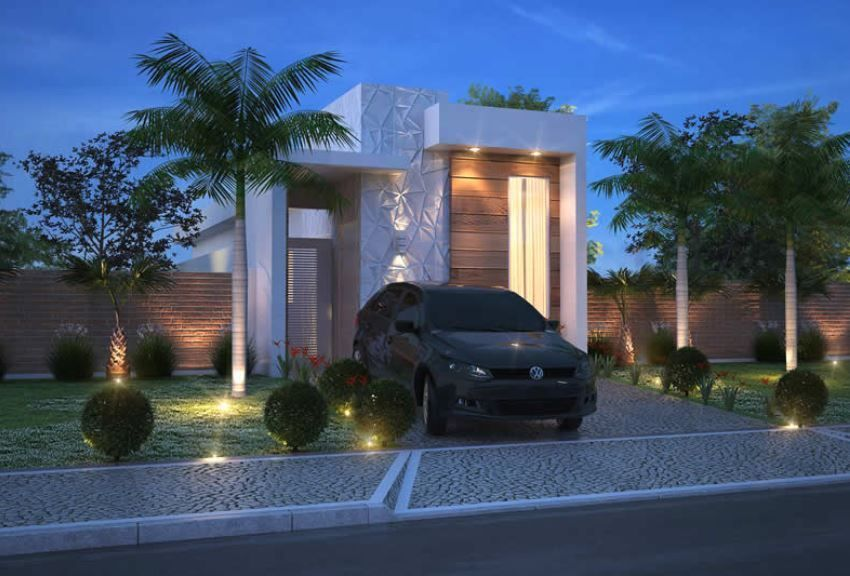 Home Design 5x25 Meters Home Design With Plansearch House Design House Styles Small House
