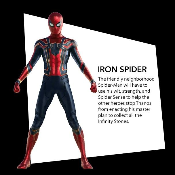 Iron Spider | Marvel | Pinterest | universo Marvel, Marvel y Cómics