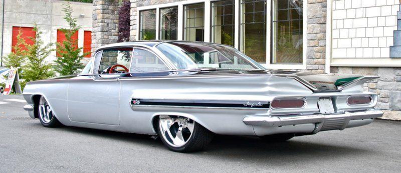 Tjs American Hot Rods Chevy Impala 1960 Chevy Impala Impala