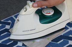 Как быстро и без усилий очистить утюг от нагара. Ваш утюг вновь засияет чистотой!