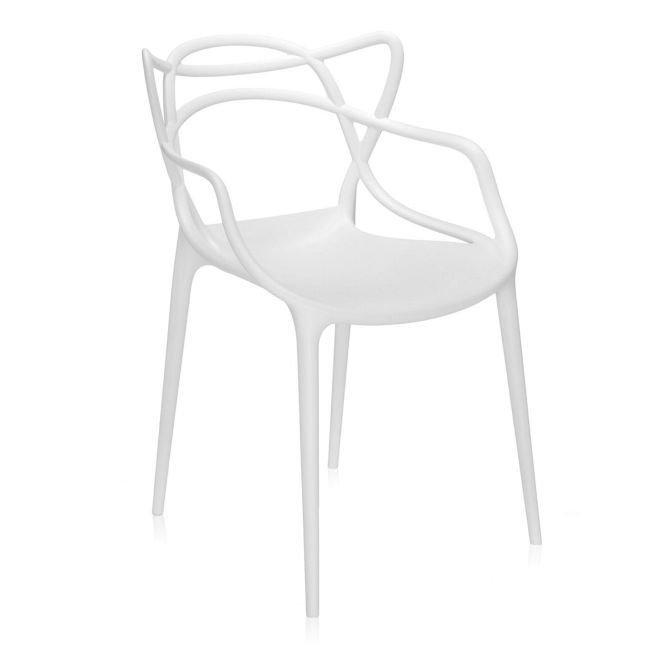 Masters Chair 2 Pack By Kartell
