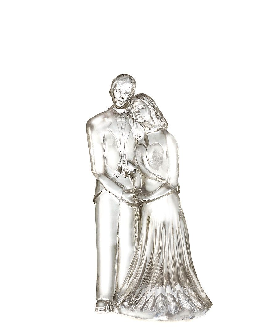 Waterford wedding heirloom couple sculpture is on rue shop it now