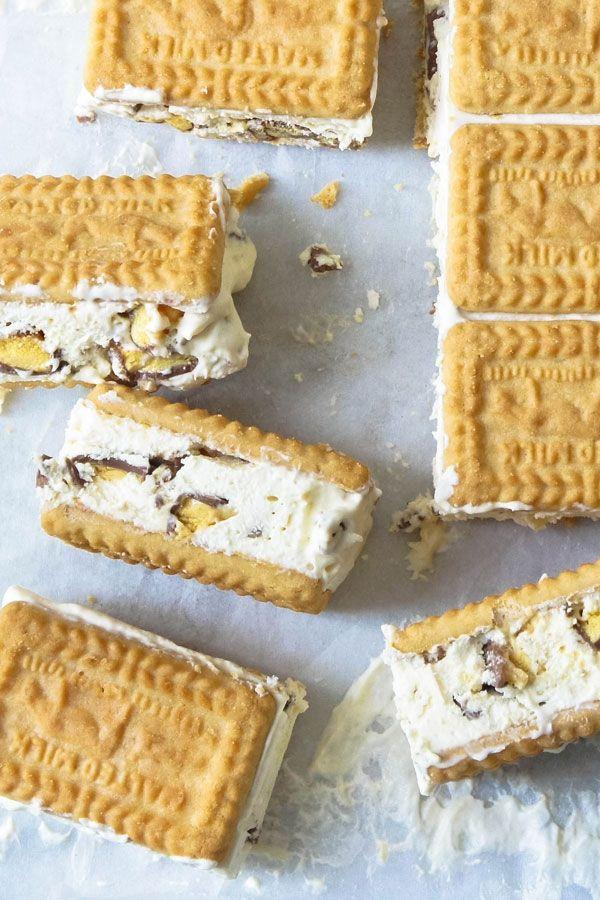 Ice Cream Slice #icecreamsandwich