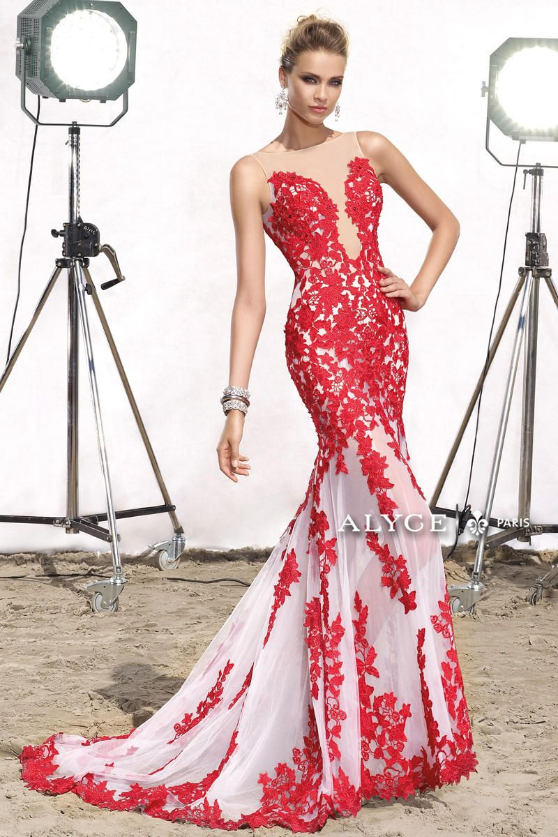 Claudine for Alyce Prom 2400 Claudine for Alyce Paris Best Bridal ...