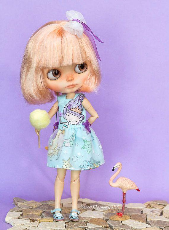 Blythe šaty Blythe Blythe oblečení panenku šaty Blythe panenky