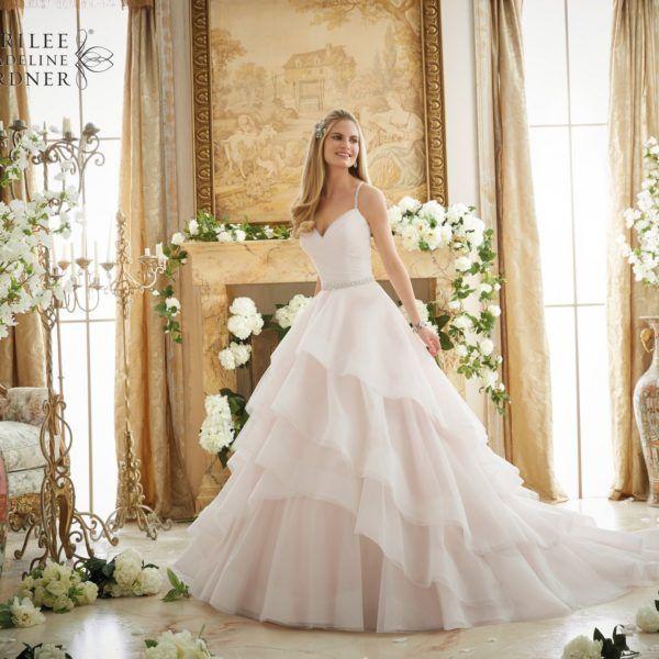 Morilee | Kleider hochzeit, Hochzeitskleid, Brautmode