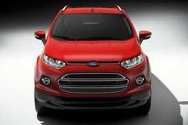Ford Ecosport Waiting With Images Ford Ecosport Ford Suv