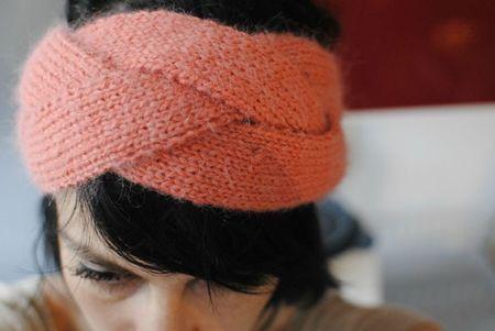bandeau tressé (9) | tricoti tricota | Pinterest | Trapillo