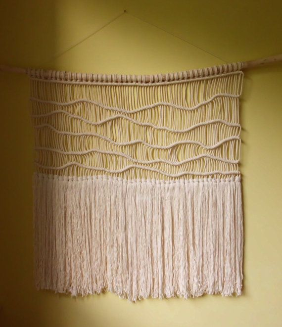 Home Decor Ideas » macrame wall decor step by step tutorial   Home ...