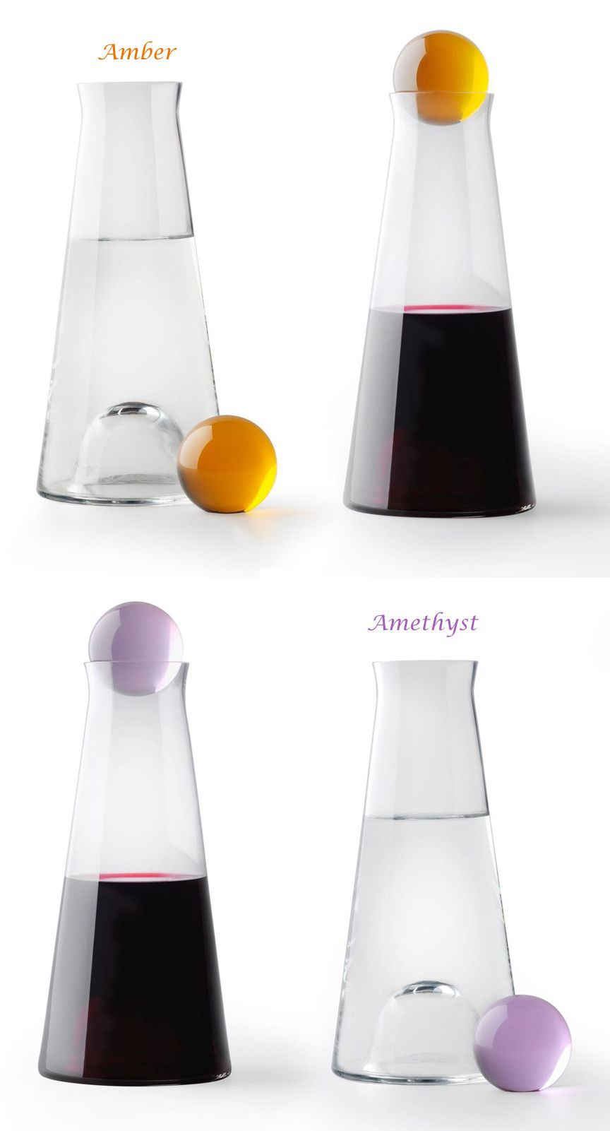 Nordic Modern Murano Style Water Bottle 34 Oz Water Carafe With Lid Water Carafe Glass Water Carafe Modern Water Carafe