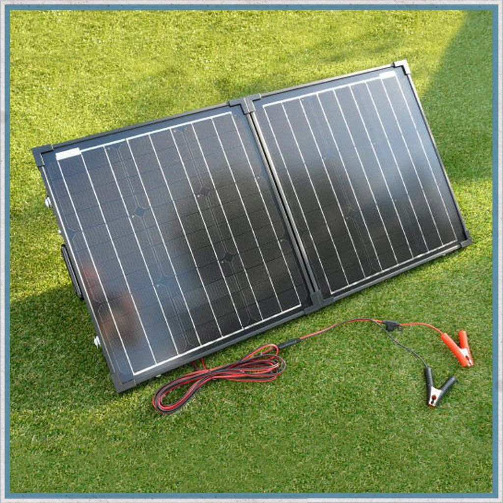 Portable Solar Panel Kit 80w 12v Now Only 229 Inc Free Uk Delivery Solar Panel Kits Solar Panels Portable Solar Panels