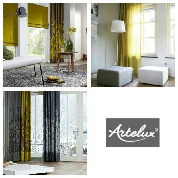 Artelux Gordijnstoffen Artelux staat voor een sfeervol gordijnstoffen concept. Een toegankelijke collectie met een uitgebreide keuze in stijl, materiaal, structuur en kleur. Van rijke soepelvallende jacquards, fraaie transparanten en ausbrenners, eigentijdse drukstoffen tot luxe velvets en een breed kleurenpalet aan uni's. Met Artelux is iedere emotie haalbaar.  Voor meer inspiratie kijk op www.blankenburghwonen.nl