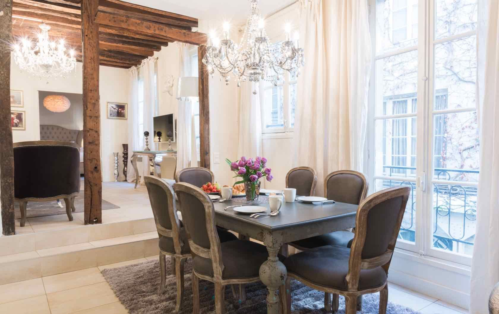 See Our Long Term Furnished Rentals In Paris