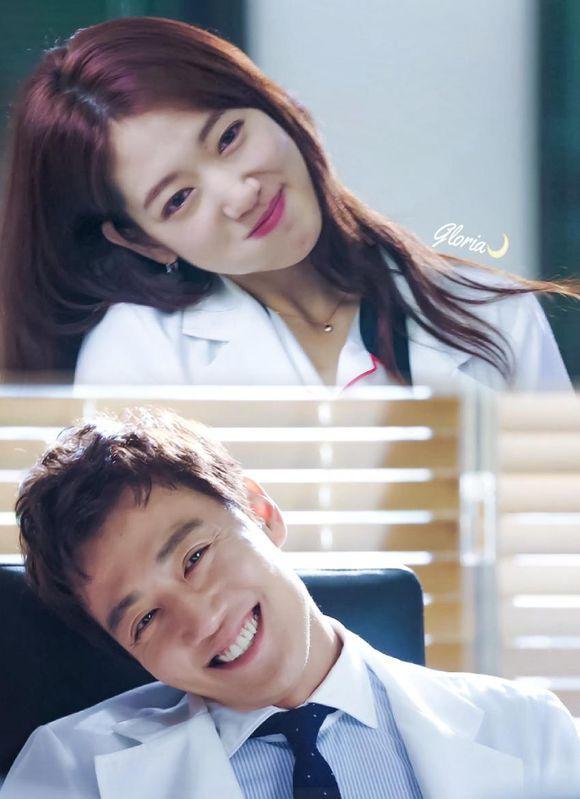 Doctor Crush Kim Rae Won And Park Shin Hye Love Cute