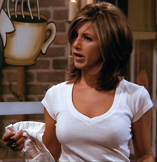 Jennifer Aniston Reacts To Everyone's Obsession With Rachel's Nipples