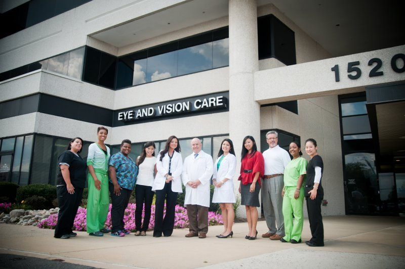 See Clearly Now Shady Grove Eye and Vision Care Shady