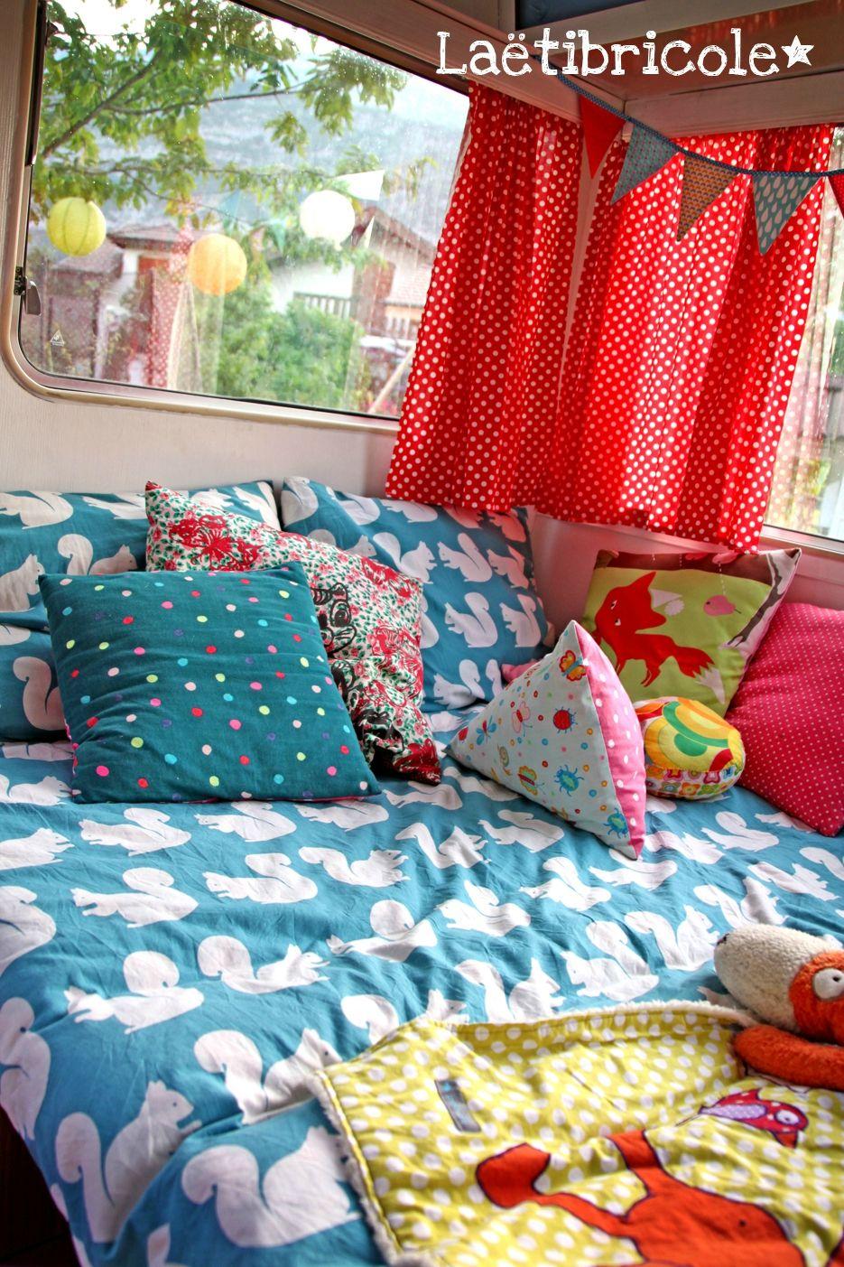 cabane et compagnie laetibricole petit camion pinterest caravane caravane deco et cabane. Black Bedroom Furniture Sets. Home Design Ideas