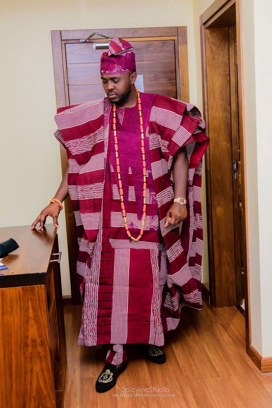Adejoke Abdul Azeez Glamorous Colourful Yoruba Traditional Wedding At The All Seasons Plaza