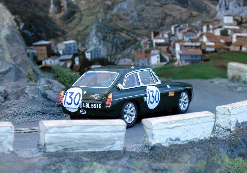 Slot cars, Slot Classic MGB GT Slot car tracks, Slot car