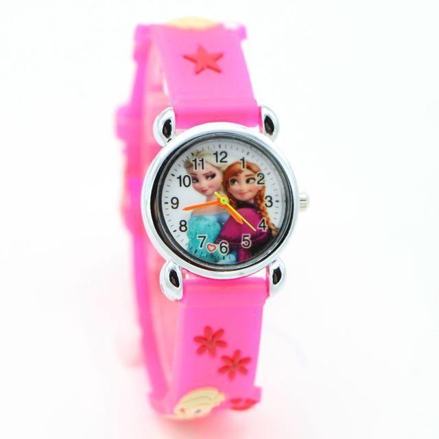 2019 New Children Boys Cartoon Football Personality Quartz Wrist Watches Students Fashion Leather Strap Watches Children's Watches
