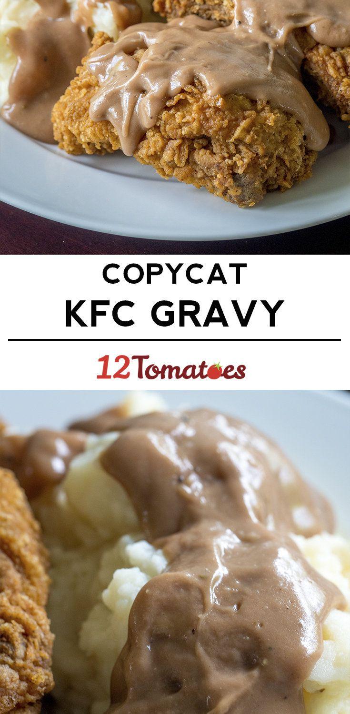 slimming kfc gravy)