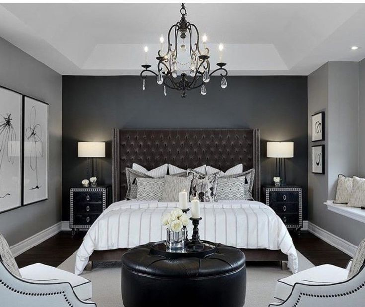 Pin On Romantic Master Bedrooms