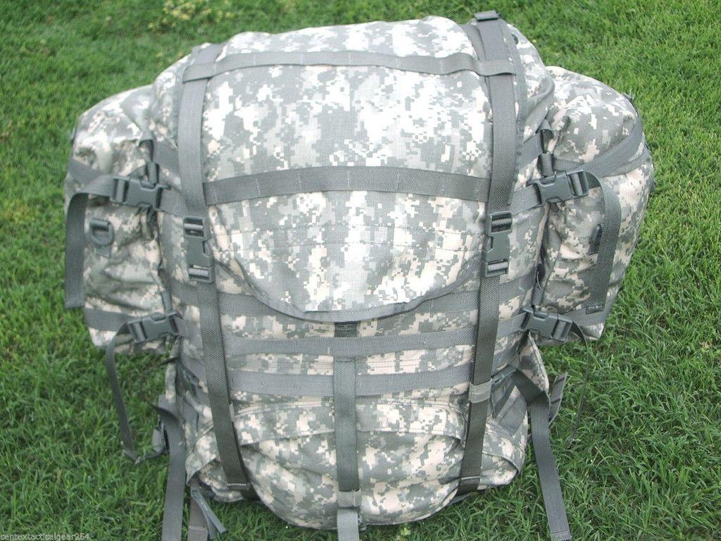 Army ACU Digital MOLLE II Large Ruck Sack