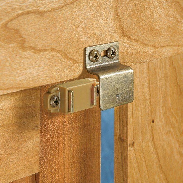 Magnetic Catch For Inset Doors Cabinet Doors Replacement