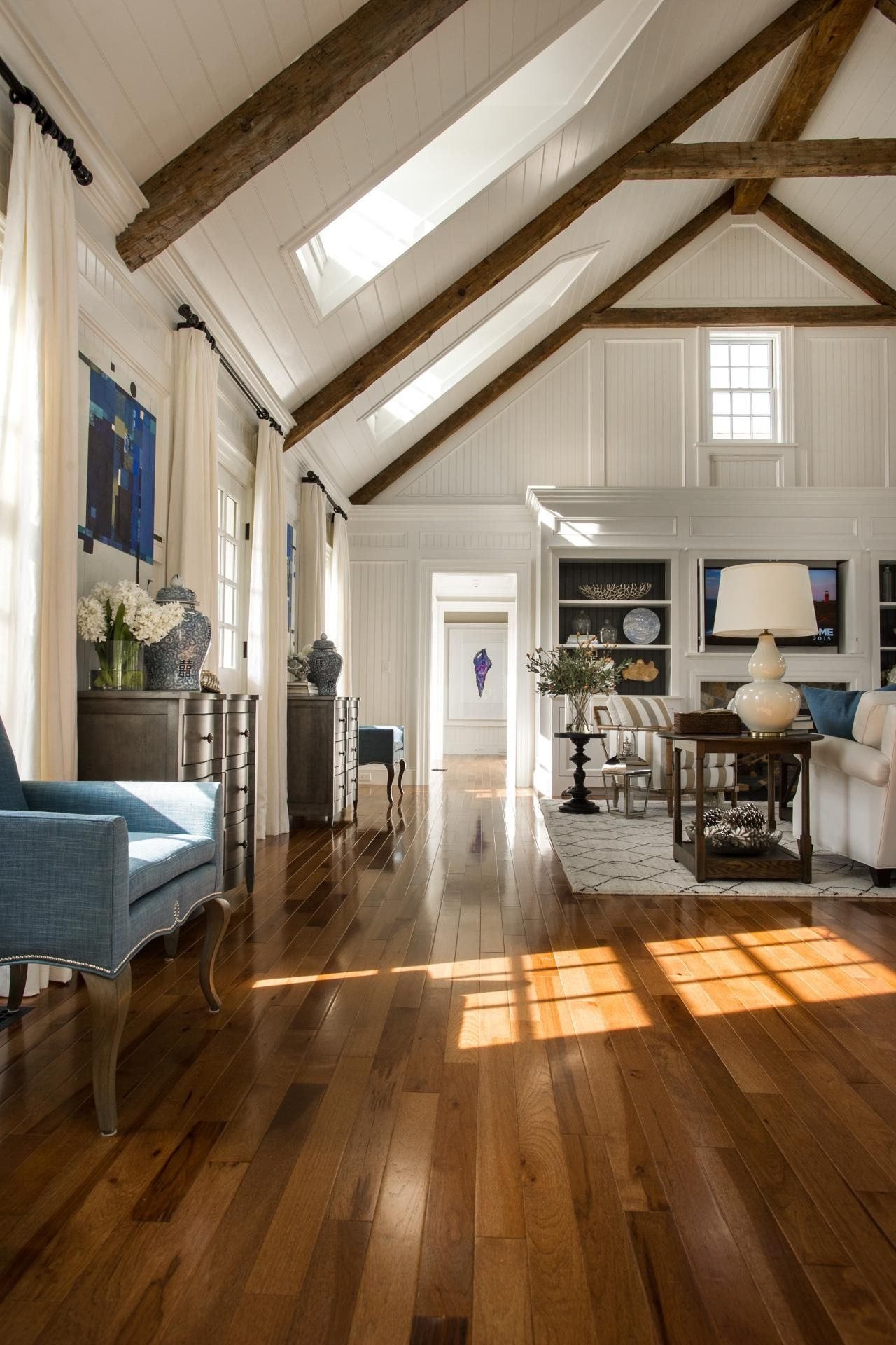Cool Sunken Living Room Ideas For Your Dreamed House: Hgtv Dream Homes, Great Rooms, House