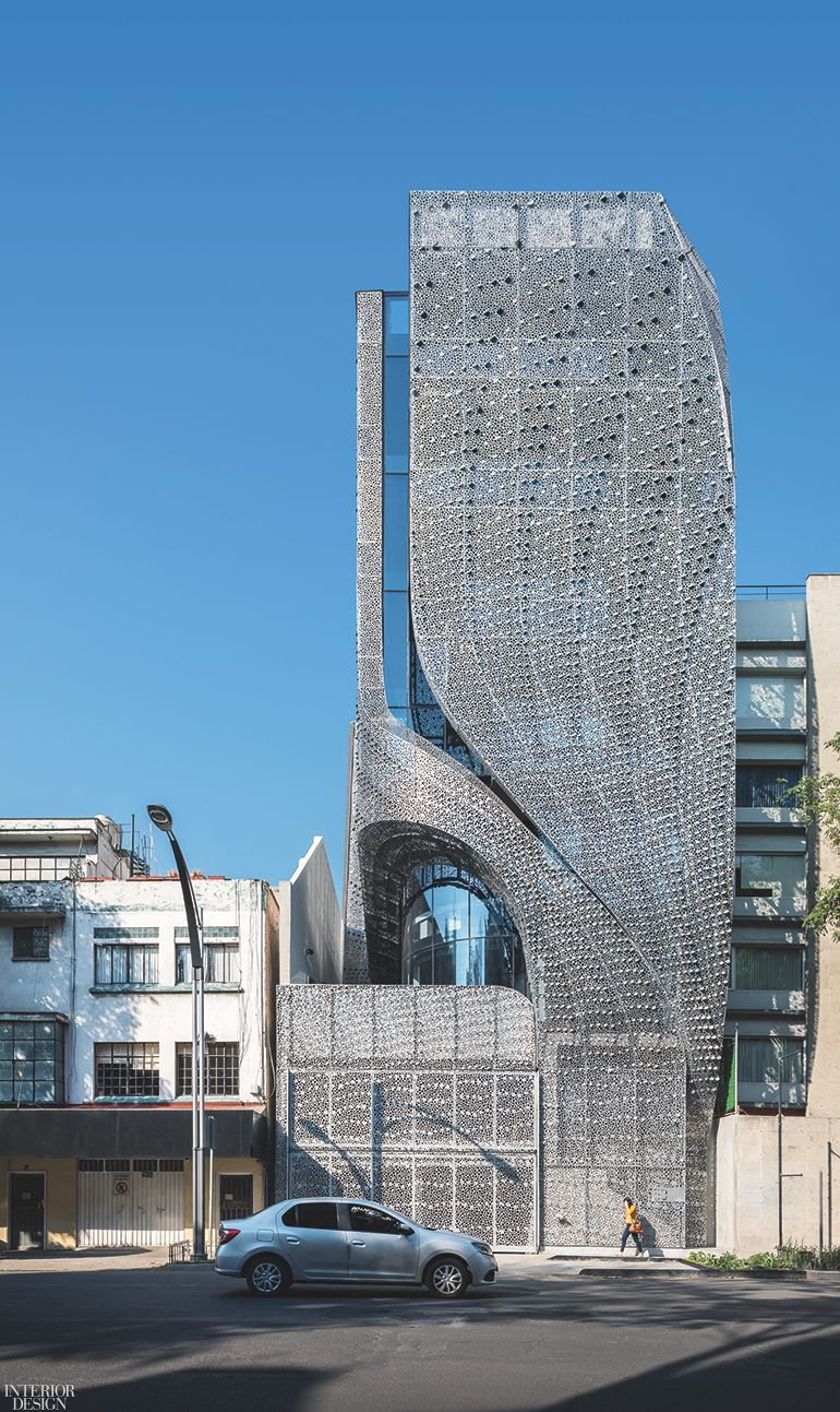 Rio tiber 53 by belzberg architects 2018 best of year - Interior design magazine best of year ...