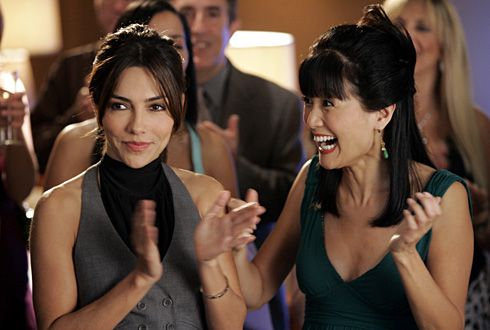 Let's not Vanessa marcil vegas excited
