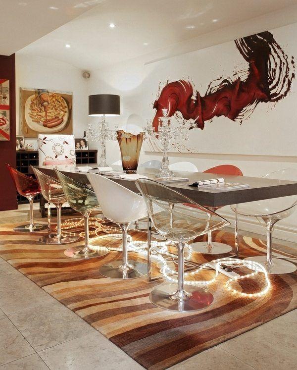 107 idées fantastiques pour une salle à manger moderne Furniture