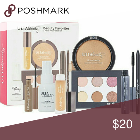 Ulta Beauty Favorites Full and Deluxe Sizes $60 V Ulta