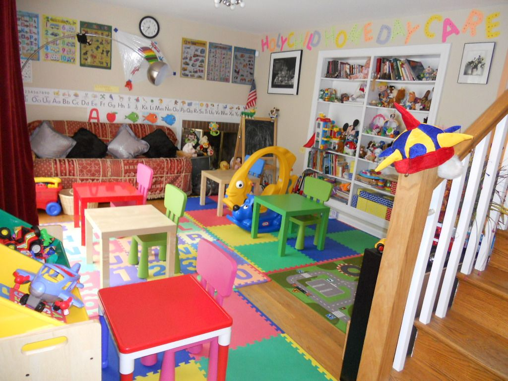 Learn The Following 4 Aspects And Get Successful Home Daycare Of Our Own Daycare Pinterest