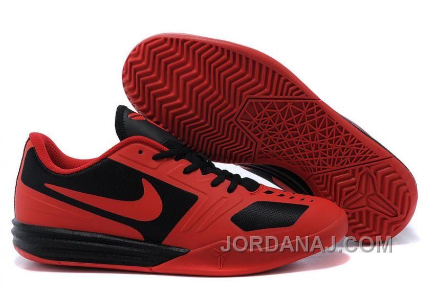 a6322af96c9 http   www.jordanaj.com nike-kobe-mentality-red-black-free-shipping ...