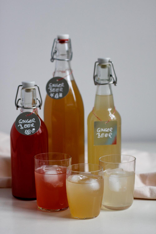 Drink: Ginger Beer selber machen - we love handmade