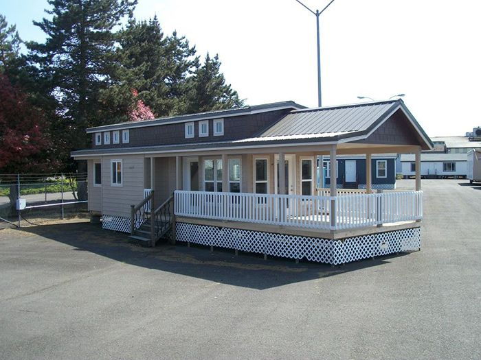Park Model Manufactured Homes Oregon