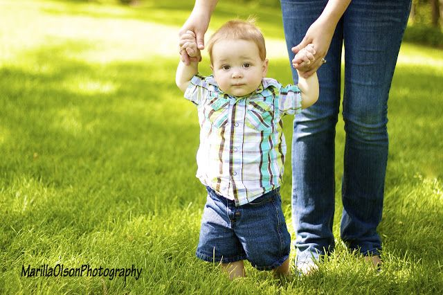 count your blessings: Little Jake Turns One!!