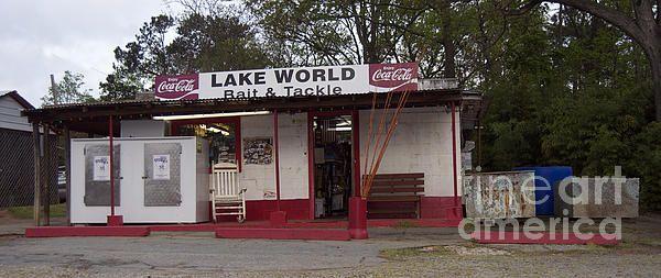 Lake world