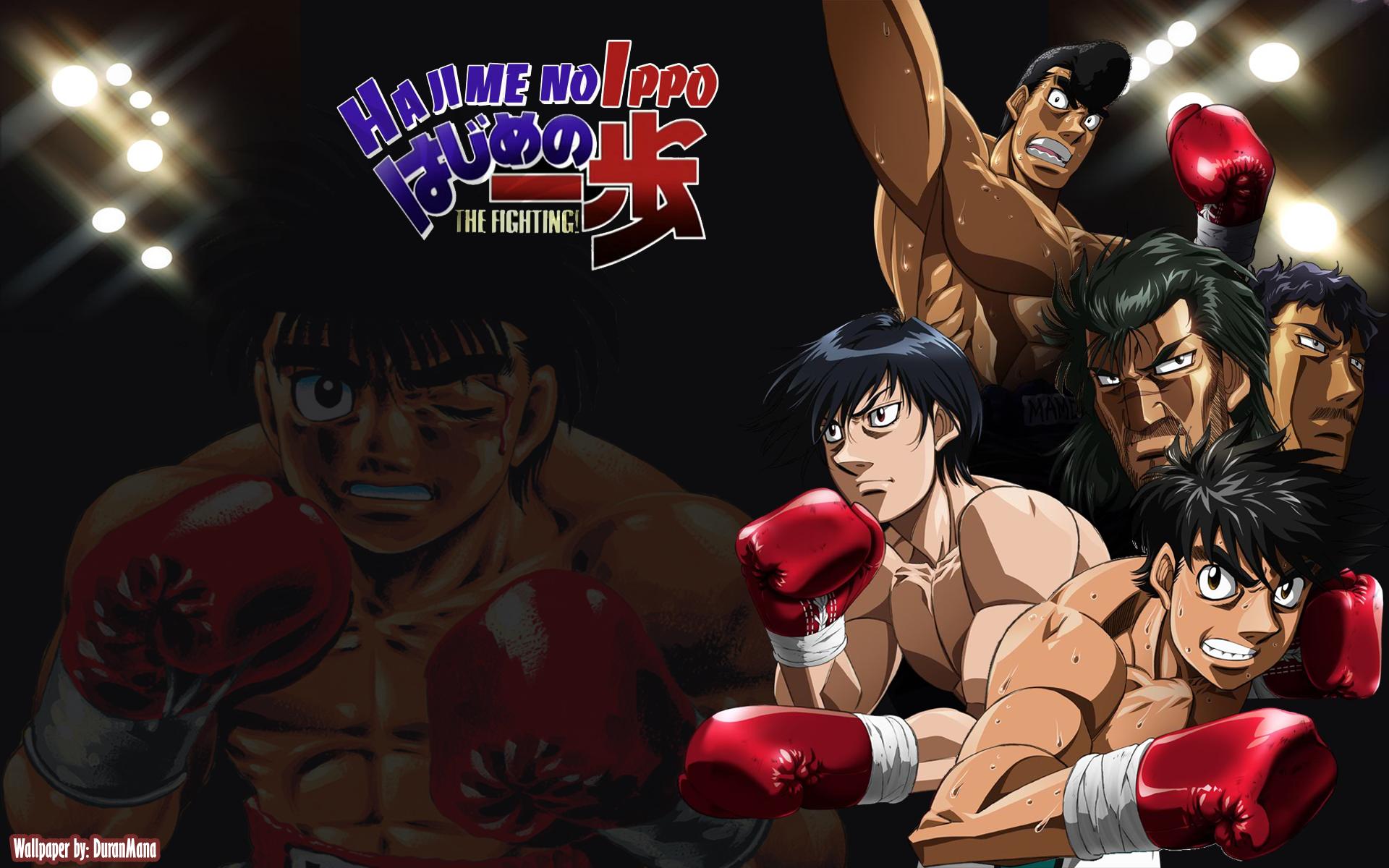 Hajime No Ippo Anime New Challenger Cool Backgrounds