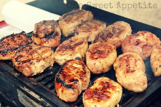 Camping Quick Pork Chops – One Sweet Appetite