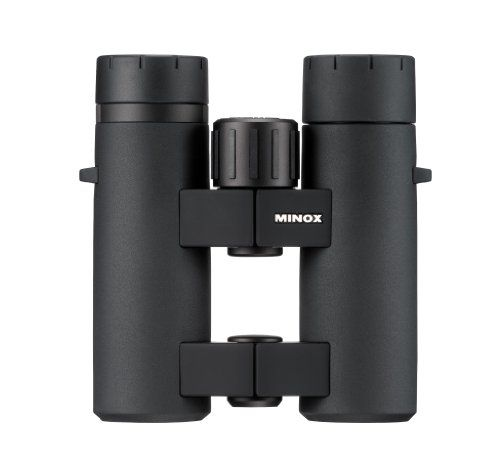 Check out the most popular Minox model, the BL 8x33. It is compact and lightweight with tons of useful features!