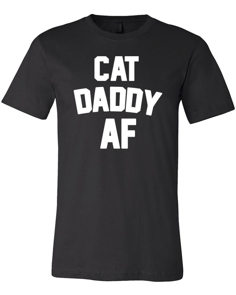 f7ded868 Men's | Cat Daddy AF | Crew | New! | Mens tops, Dogs, Daddy