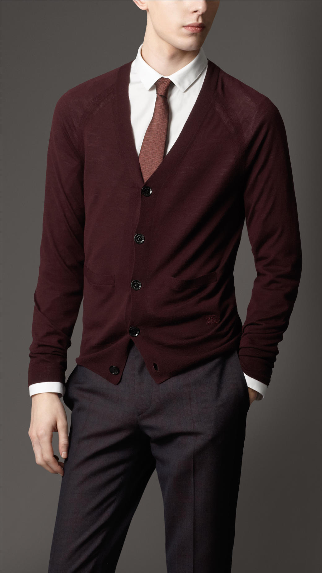 Cardigan's can be professional, too :) Corban U | Looking to the ...