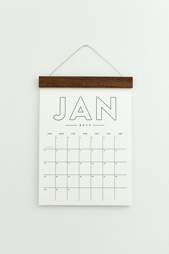 2019 Wall Calendar Extra Large Xl Monthly Simply Bold Wall