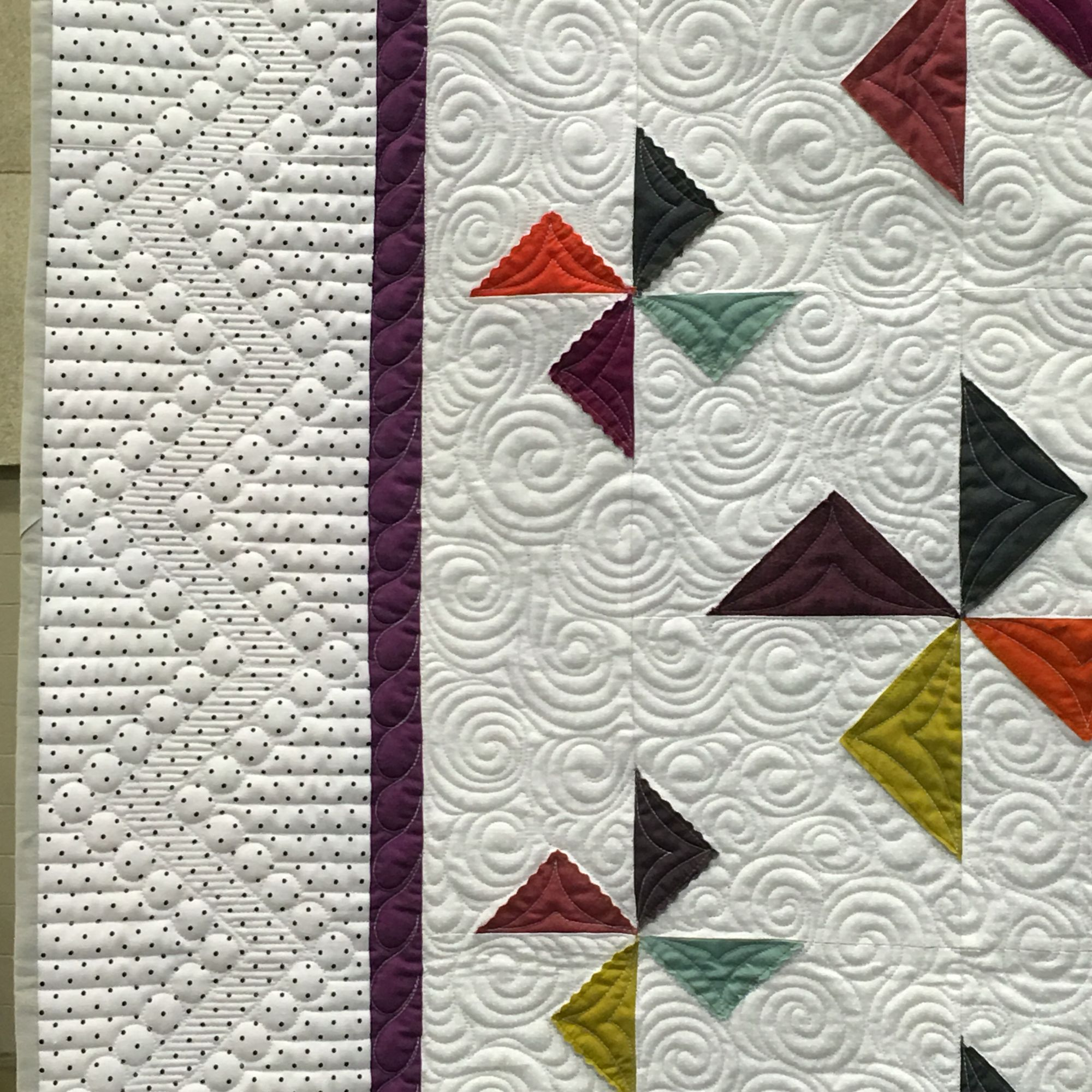 Longarm Quilting by Sheri Zalar 309-256-4801 | Machine Quilting ...