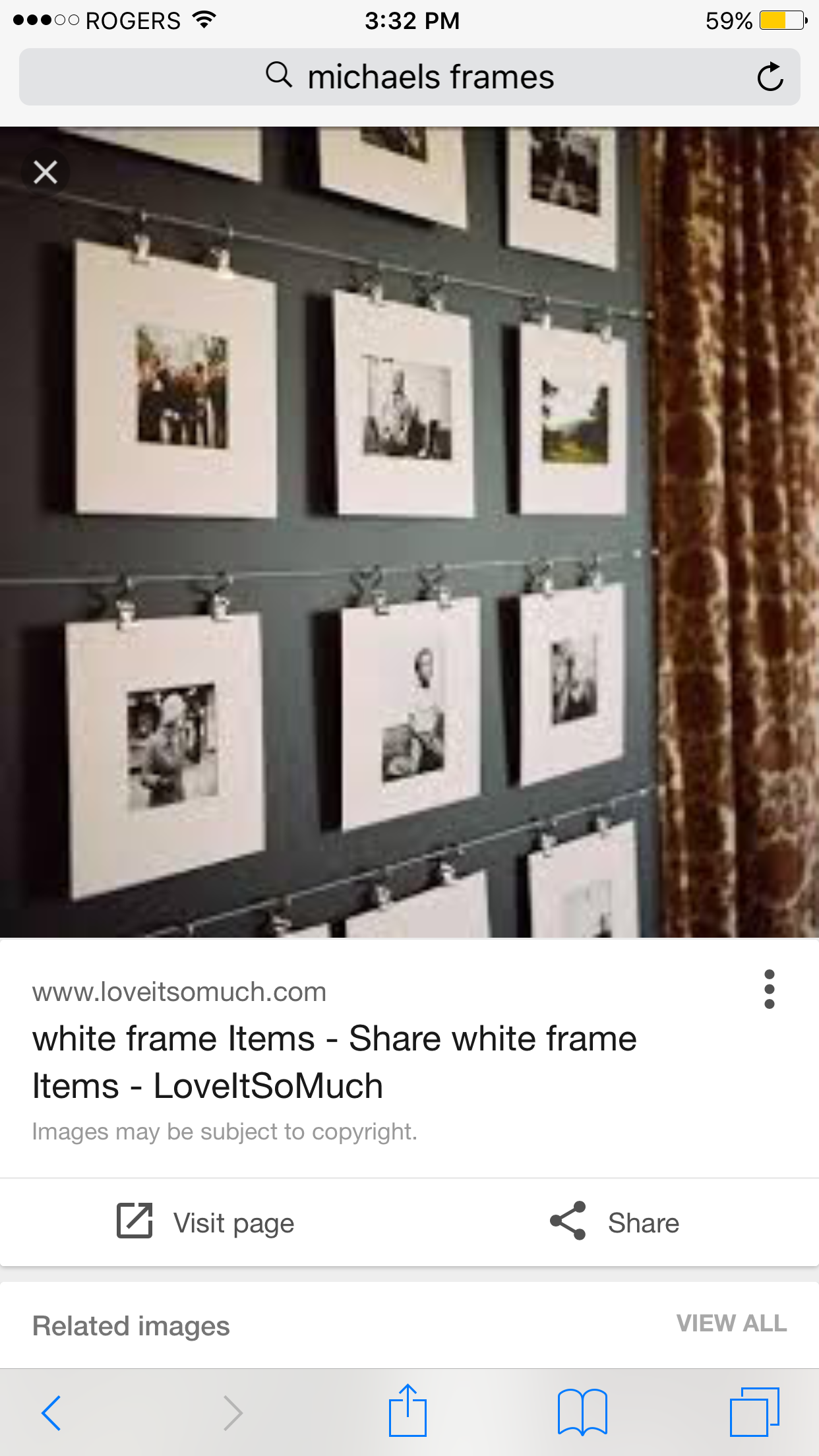 Photo Displays, Display Ideas, Photo Galleries, Decorating Ideas, Gallery,  Google Search, House